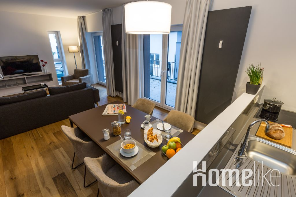 image 6 furnished 2 bedroom Apartment for rent in City Center, Dusseldorf