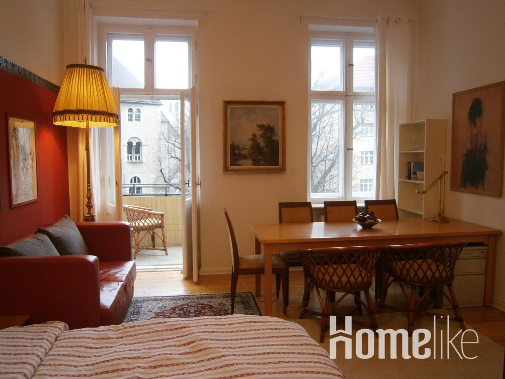 image 5 furnished 3 bedroom Apartment for rent in Charlottenburg, Charlottenburg-Wilmersdorf