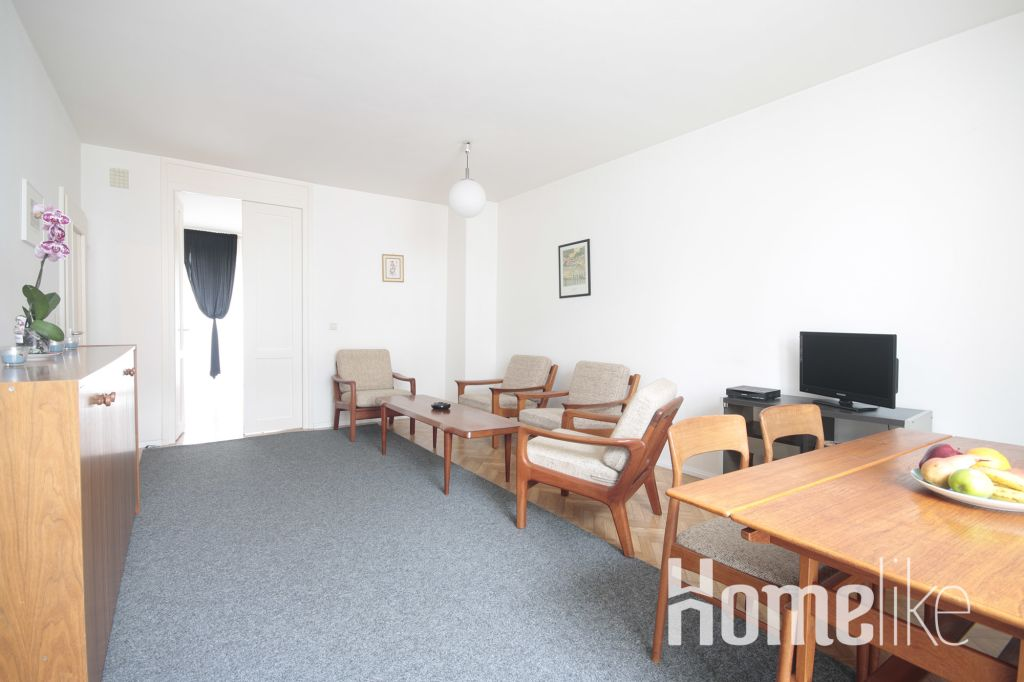 image 2 furnished 1 bedroom Apartment for rent in Tiergarten, Mitte