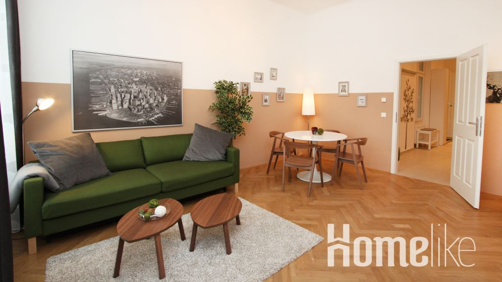image 1 furnished 1 bedroom Apartment for rent in Leopoldstadt, Vienna