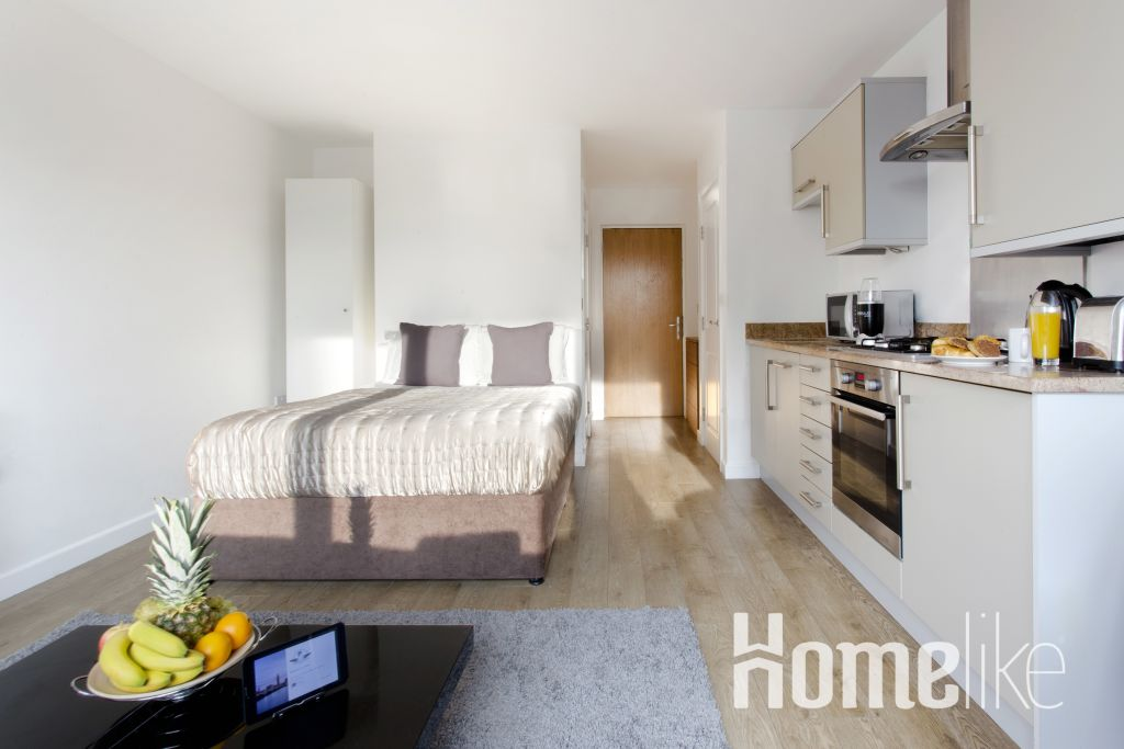 image 2 furnished 1 bedroom Apartment for rent in Limehouse, Tower Hamlets