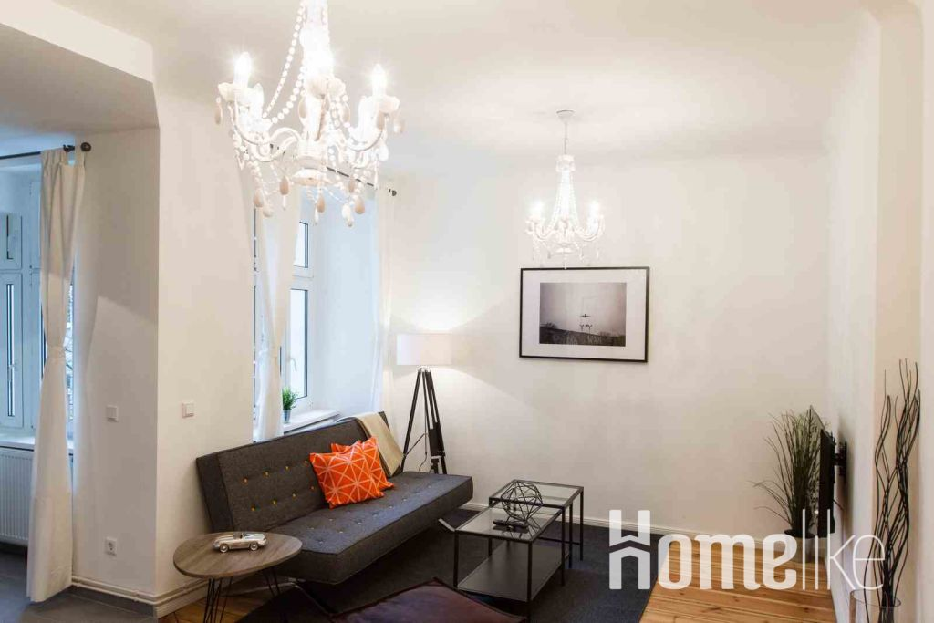 image 2 furnished 1 bedroom Apartment for rent in Alt-Treptow, Treptow-Kopenick