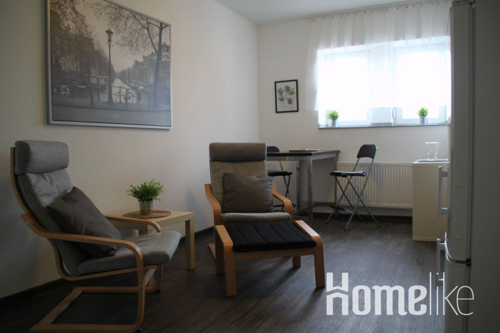 image 1 furnished 1 bedroom Apartment for rent in City Center, Dusseldorf