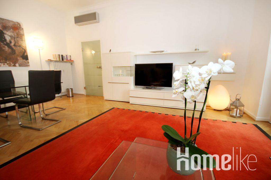 image 3 furnished 1 bedroom Apartment for rent in Dusseltal, Dusseldorf