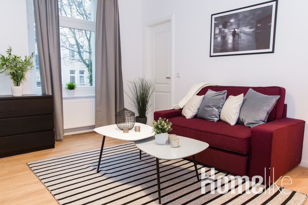image 5 furnished 1 bedroom Apartment for rent in Wedding, Mitte