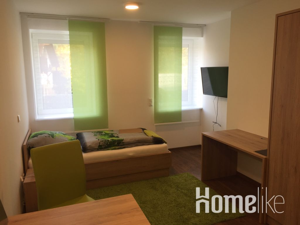 image 1 furnished 1 bedroom Apartment for rent in Traunstein, Bavaria (Munich)