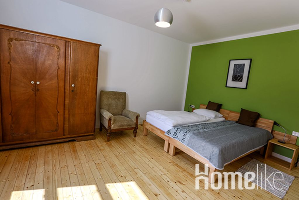 image 6 furnished 1 bedroom Apartment for rent in Bielefeld-Mitte, Bielefeld