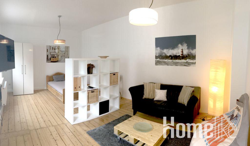 image 2 furnished 2 bedroom Apartment for rent in Bielefeld-Mitte, Bielefeld