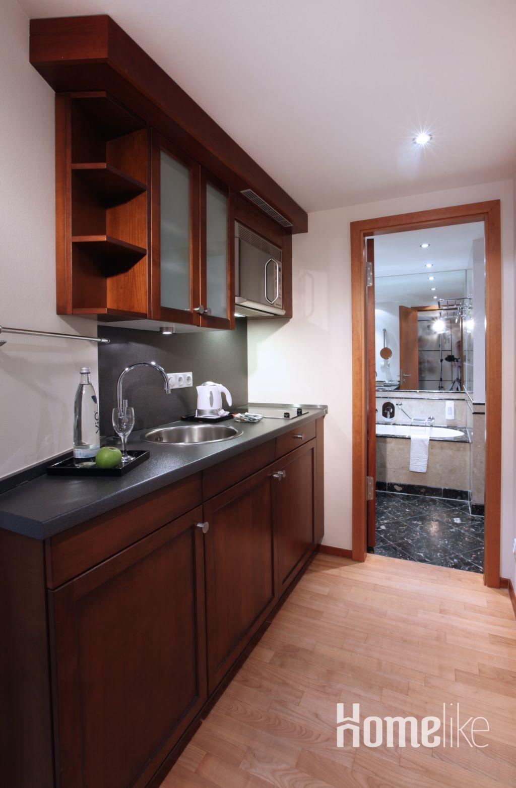 image 3 furnished 1 bedroom Apartment for rent in Sachsenhausen-Nord, Frankfurt