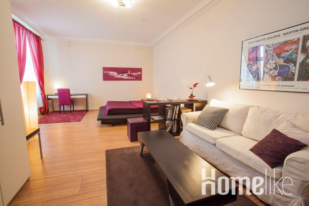 image 8 furnished 1 bedroom Apartment for rent in Gesundbrunnen, Mitte