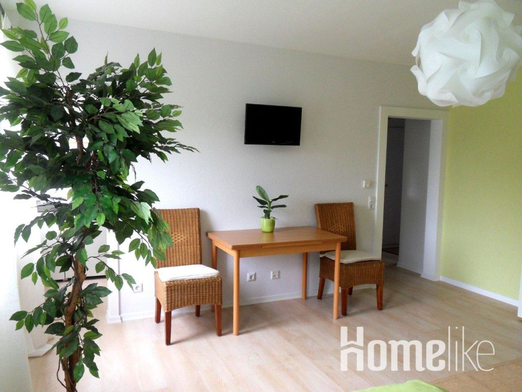 image 3 furnished 1 bedroom Apartment for rent in Hassels, Dusseldorf