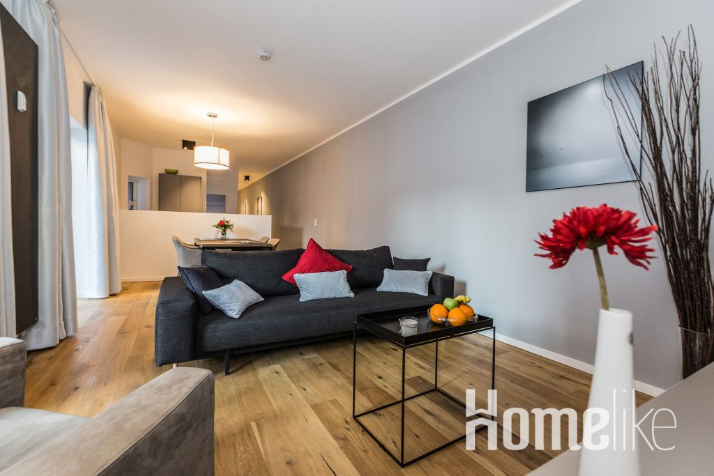 image 1 furnished 2 bedroom Apartment for rent in City Center, Dusseldorf