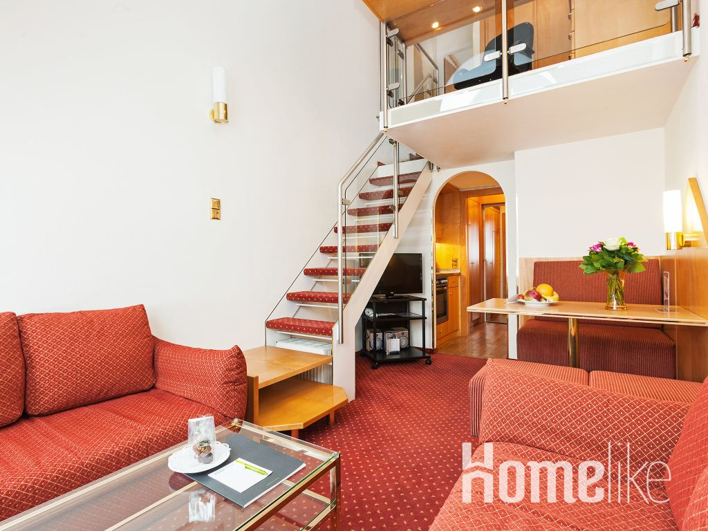 image 2 furnished 1 bedroom Apartment for rent in Dobling, Vienna