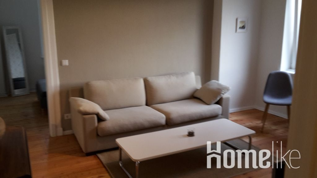 image 2 furnished 1 bedroom Apartment for rent in Hamm South, Mitte Hamburg