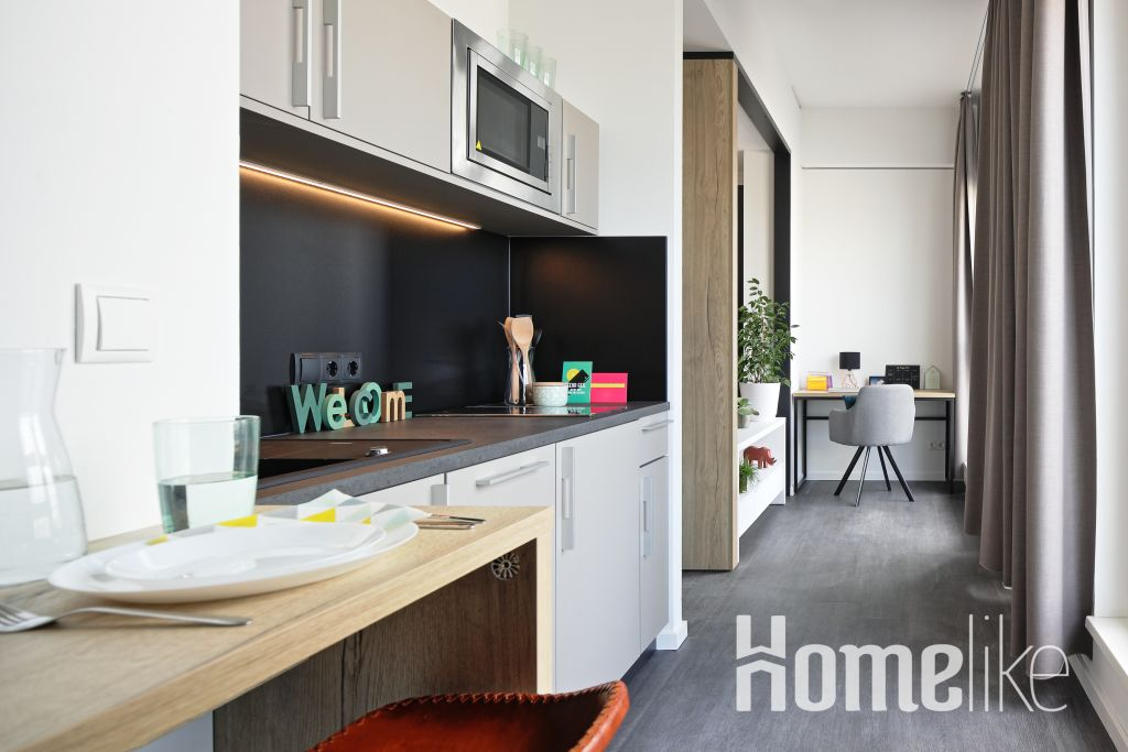 image 2 furnished 1 bedroom Apartment for rent in Altstadt, Frankfurt