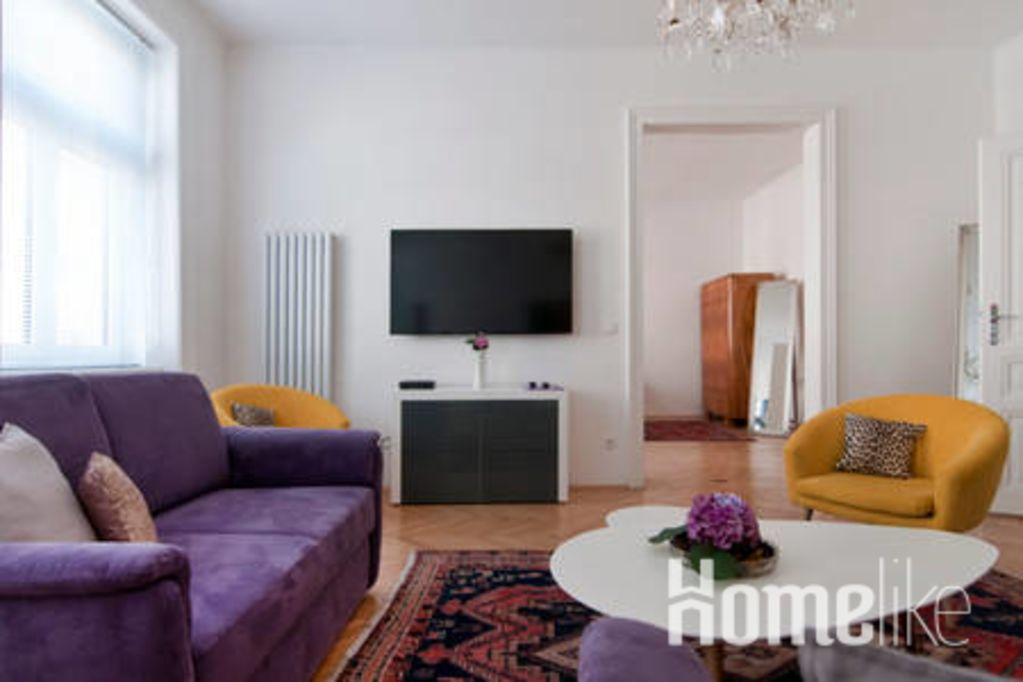 image 3 furnished 1 bedroom Apartment for rent in Leopoldstadt, Vienna