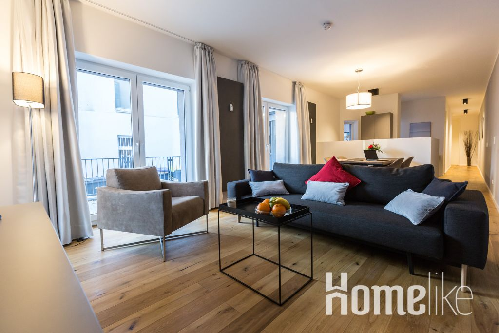 image 4 furnished 4 bedroom Apartment for rent in City Center, Dusseldorf