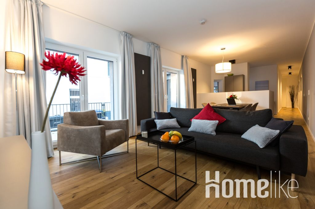 image 2 furnished 4 bedroom Apartment for rent in City Center, Dusseldorf
