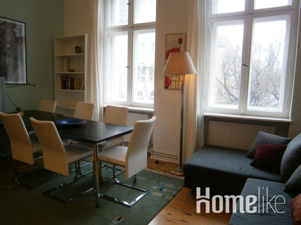 image 8 furnished 3 bedroom Apartment for rent in Charlottenburg, Charlottenburg-Wilmersdorf
