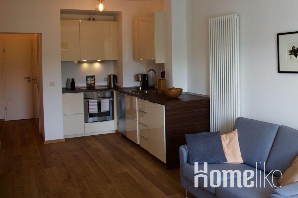 image 1 furnished 1 bedroom Apartment for rent in Bornheim, Frankfurt