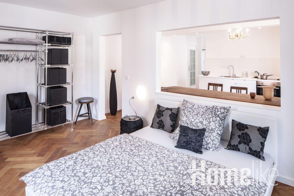 image 1 furnished 1 bedroom Apartment for rent in Stuttgart, Baden-Wurttemberg
