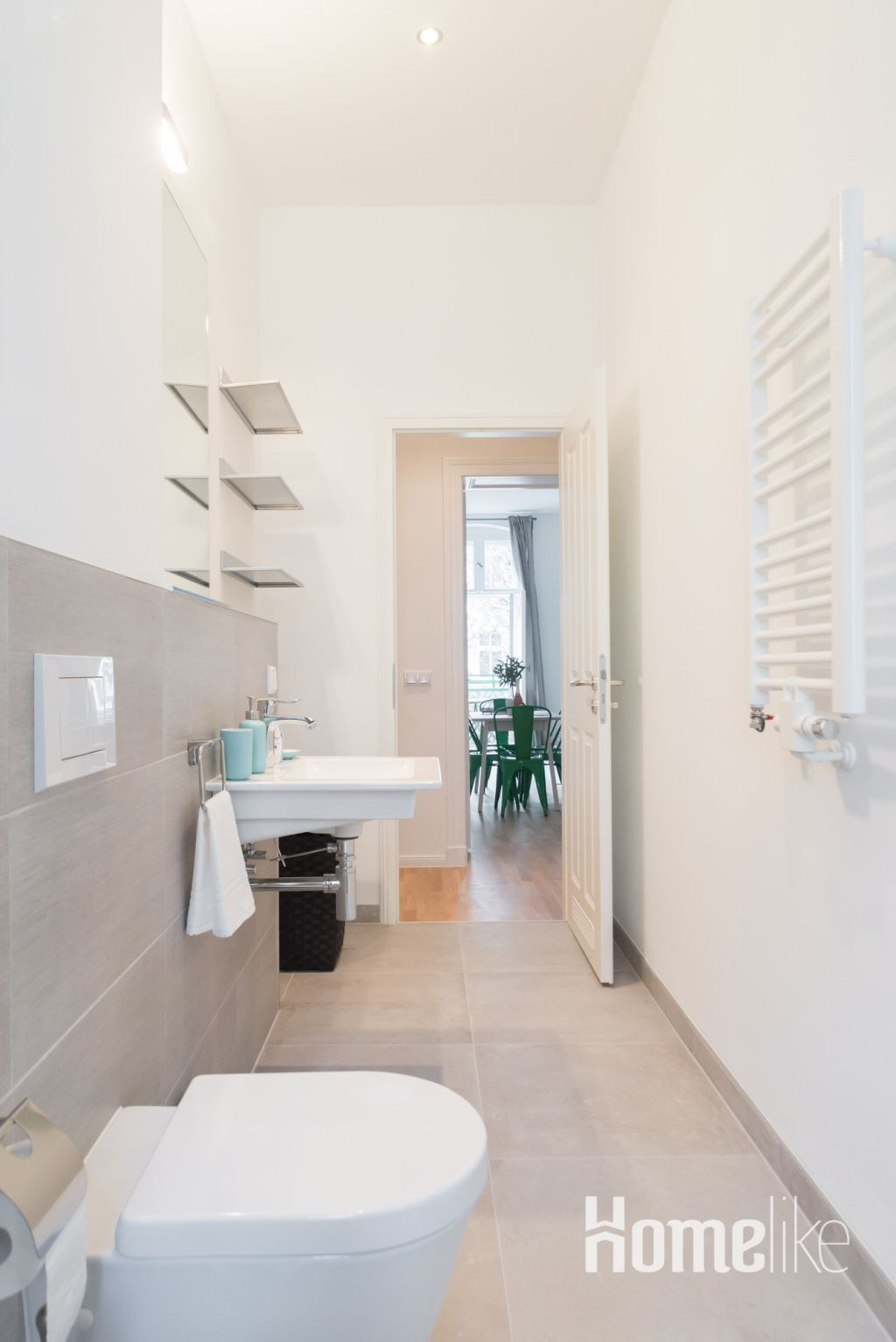image 4 furnished 1 bedroom Apartment for rent in Wedding, Mitte