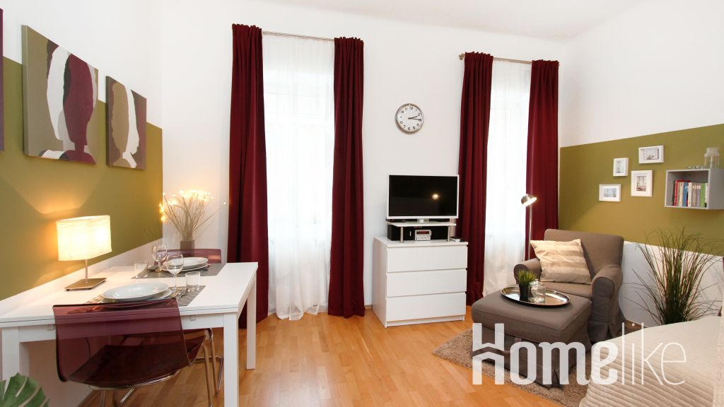 image 1 furnished 1 bedroom Apartment for rent in Wieden, Vienna