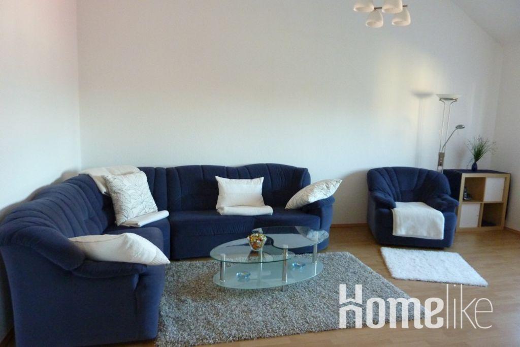 image 1 furnished 1 bedroom Apartment for rent in Westend-Nord, Frankfurt