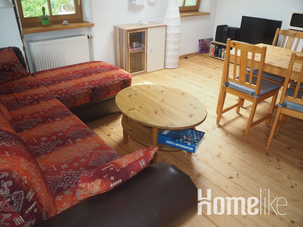image 3 furnished 1 bedroom Apartment for rent in Traunstein, Bavaria (Munich)