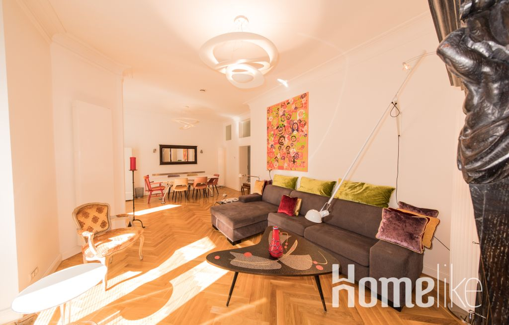 image 2 furnished 1 bedroom Apartment for rent in Pempelfort, Dusseldorf