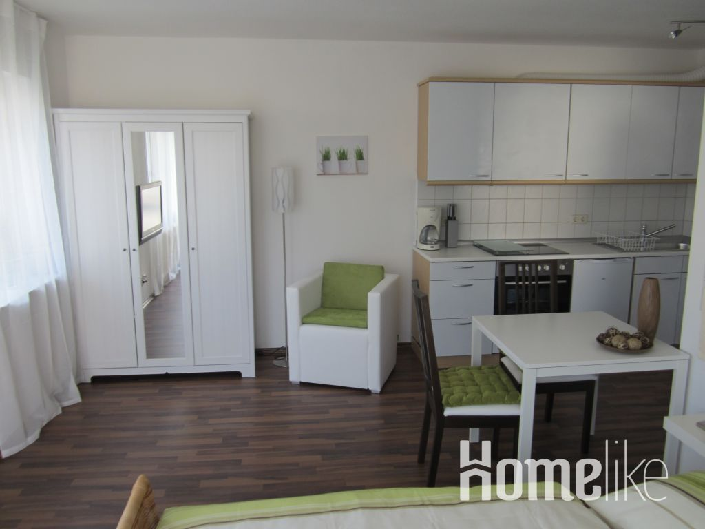 image 2 furnished 1 bedroom Apartment for rent in Karlsruhe, Baden-Wurttemberg