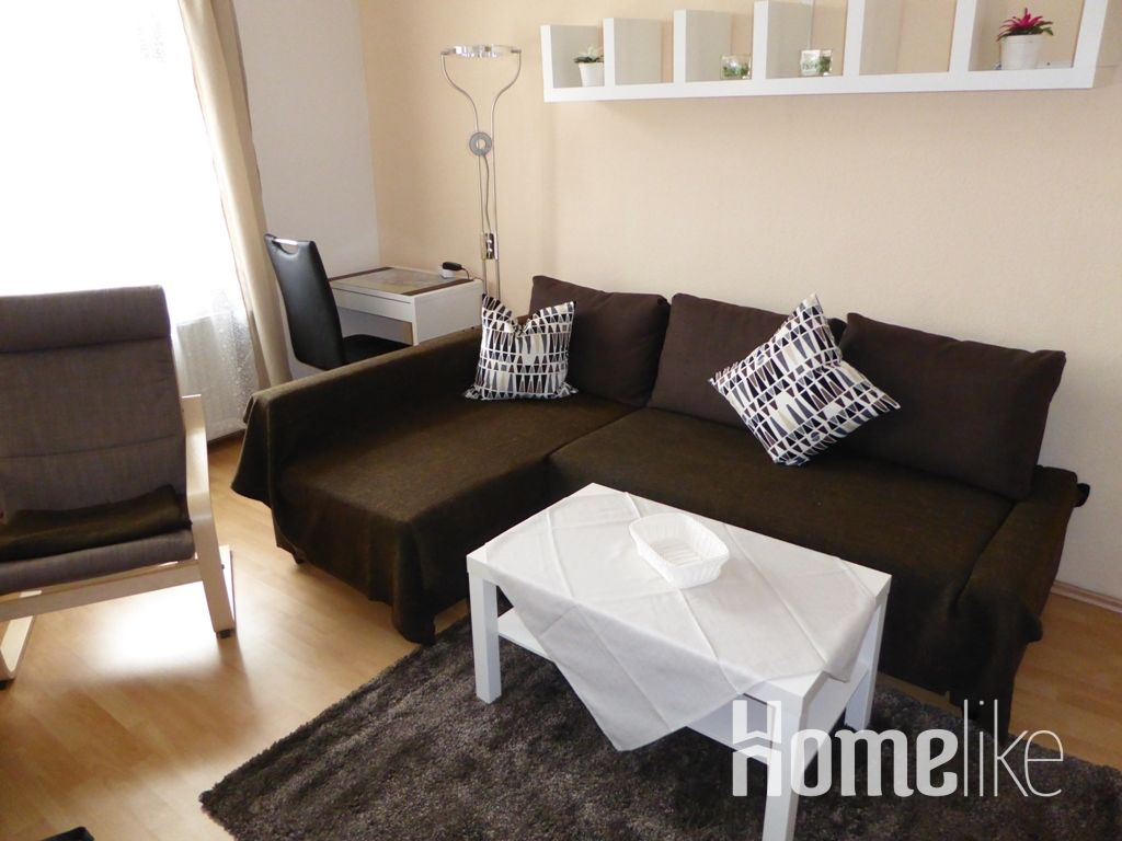 image 1 furnished 1 bedroom Apartment for rent in Erfurt, Erfurt