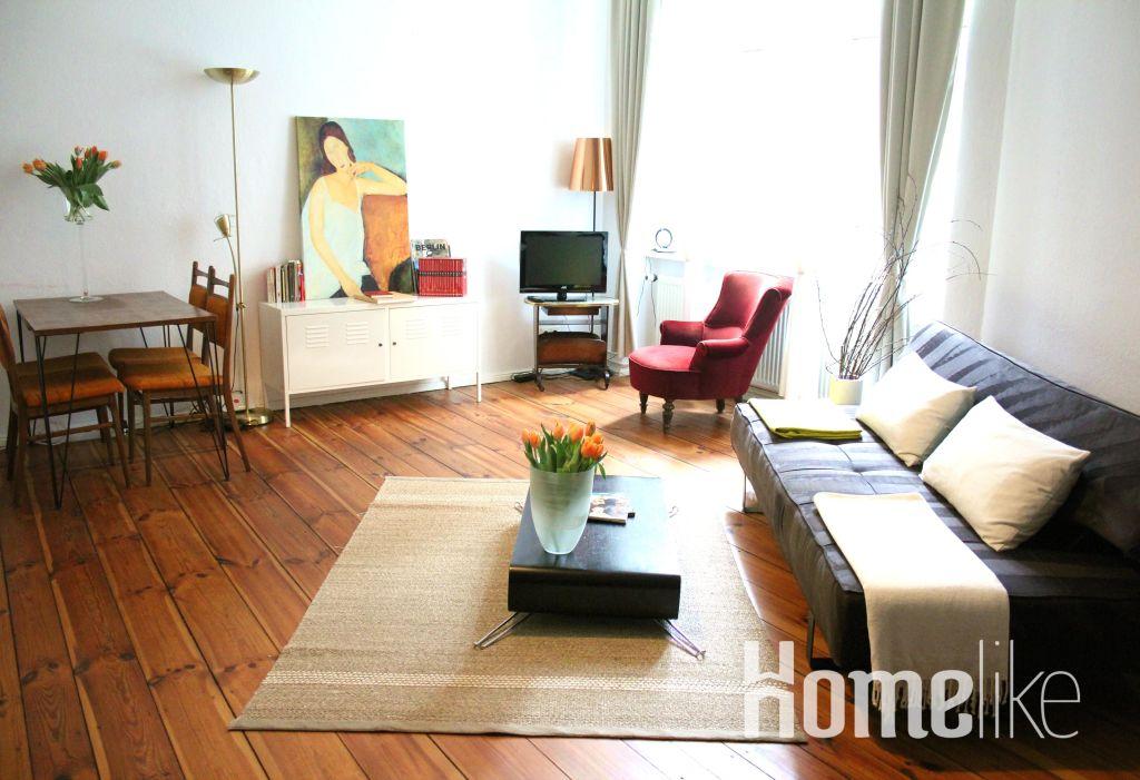 image 2 furnished 1 bedroom Apartment for rent in Schoneberg, Tempelhof-Schoneberg