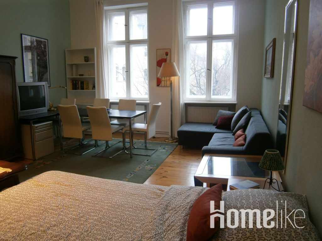 image 6 furnished 3 bedroom Apartment for rent in Charlottenburg, Charlottenburg-Wilmersdorf