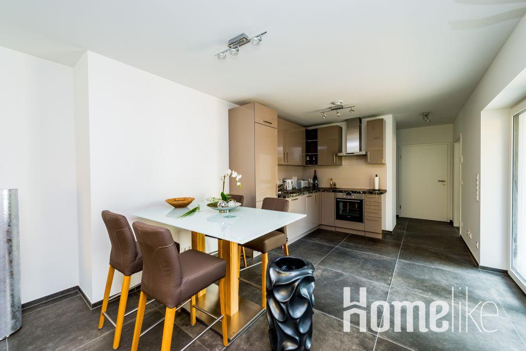 image 1 furnished 1 bedroom Apartment for rent in Berkersheim, Frankfurt
