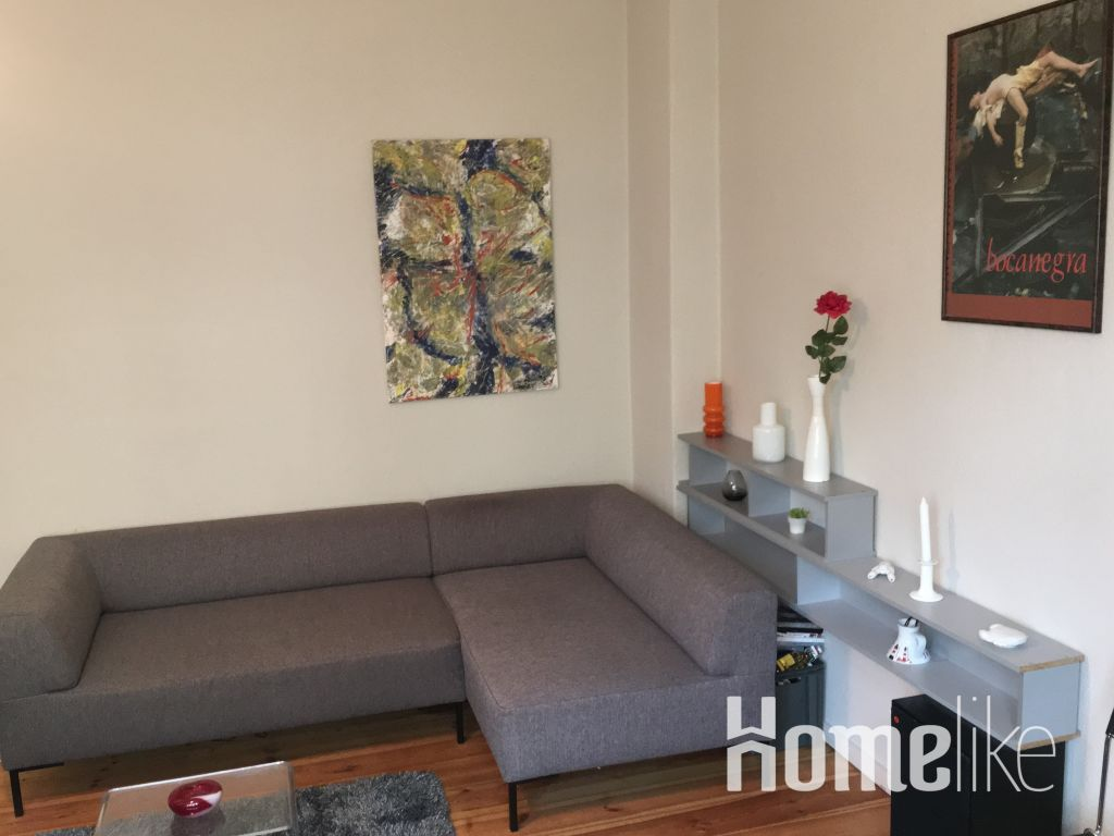 image 2 furnished 1 bedroom Apartment for rent in Charlottenburg, Charlottenburg-Wilmersdorf