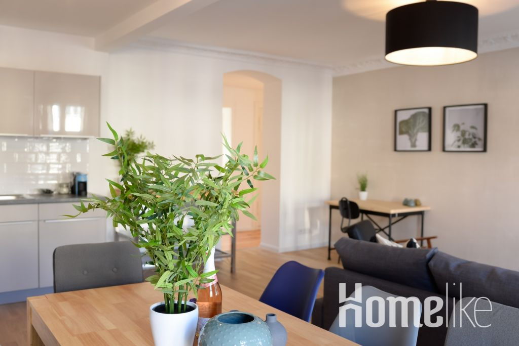 image 3 furnished 3 bedroom Apartment for rent in Moabit, Mitte