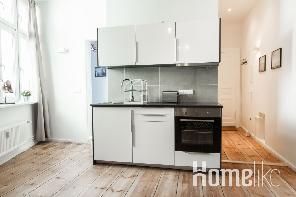 image 5 furnished 1 bedroom Apartment for rent in Moabit, Mitte
