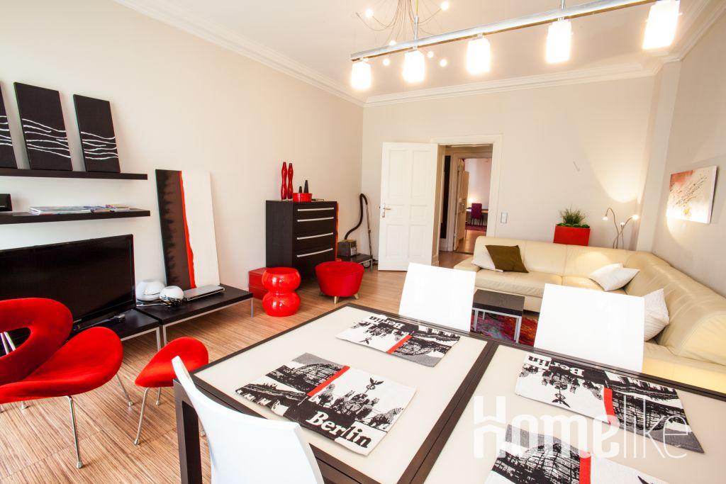 image 2 furnished 1 bedroom Apartment for rent in Gesundbrunnen, Mitte