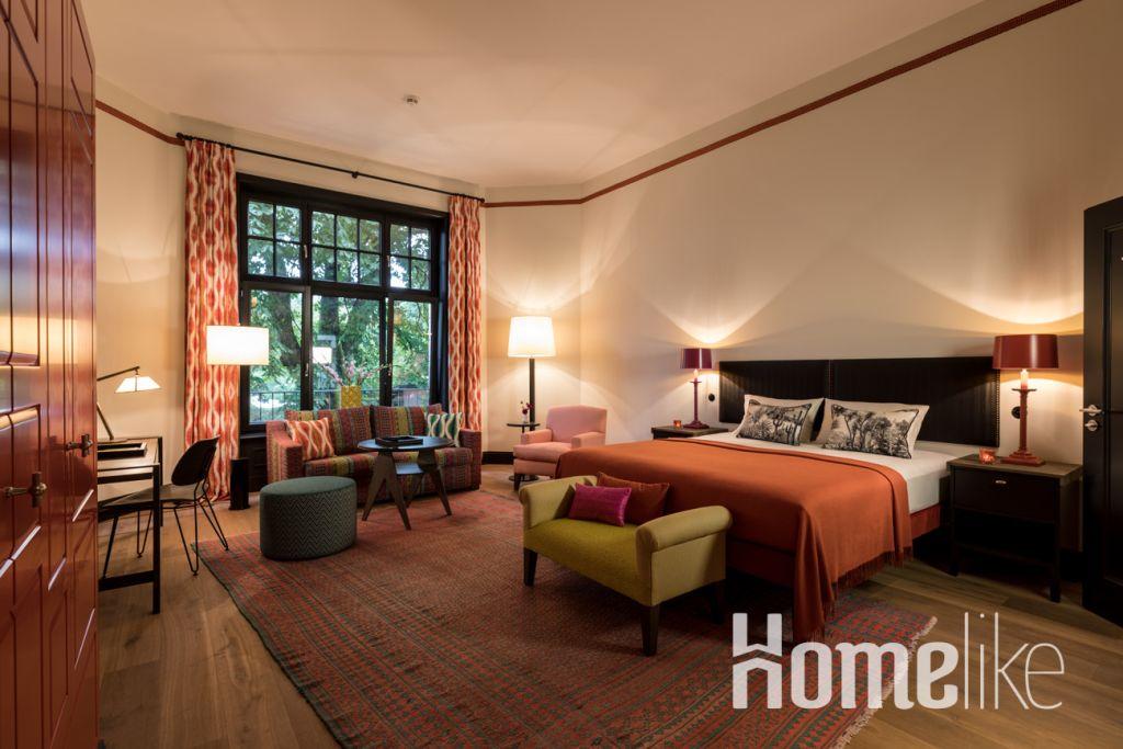 image 1 furnished 1 bedroom Apartment for rent in UHL Refuge, Nord