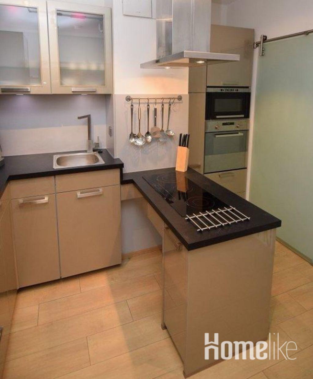 image 2 furnished 1 bedroom Apartment for rent in Gallus, Frankfurt