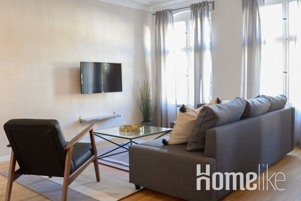image 2 furnished 3 bedroom Apartment for rent in Moabit, Mitte