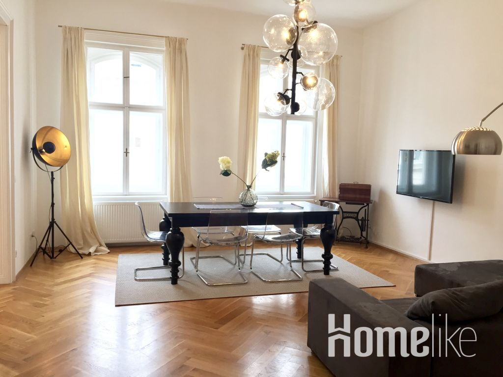 image 5 furnished 3 bedroom Apartment for rent in Innere Stadt, Vienna