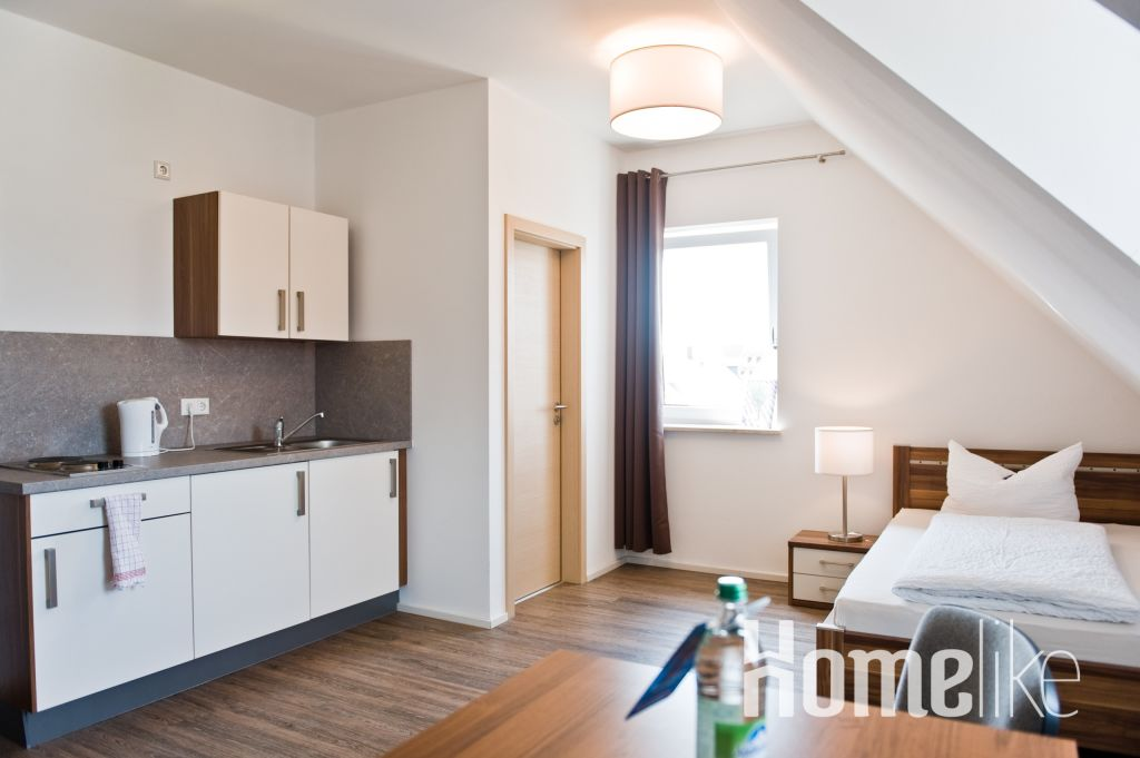 image 1 furnished 1 bedroom Apartment for rent in Kelheim, Bavaria (Munich)
