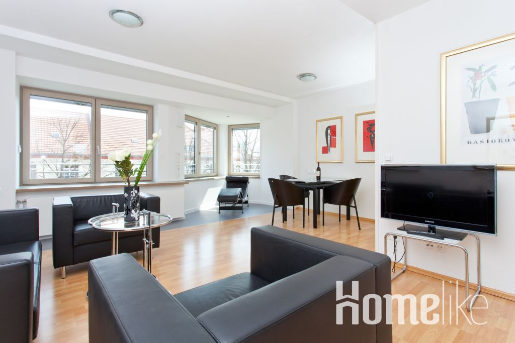 image 1 furnished 1 bedroom Apartment for rent in Tempelhof, Tempelhof-Schoneberg