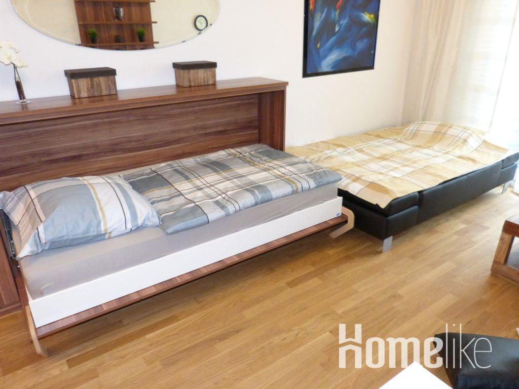 image 9 furnished 1 bedroom Apartment for rent in Niederursel, Frankfurt