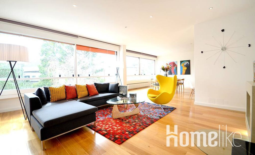 image 1 furnished 3 bedroom Apartment for rent in Dobling, Vienna
