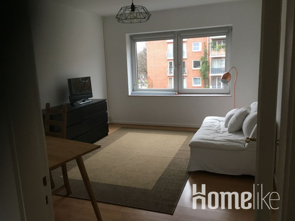 image 1 furnished 1 bedroom Apartment for rent in Altona (Nord), Altona