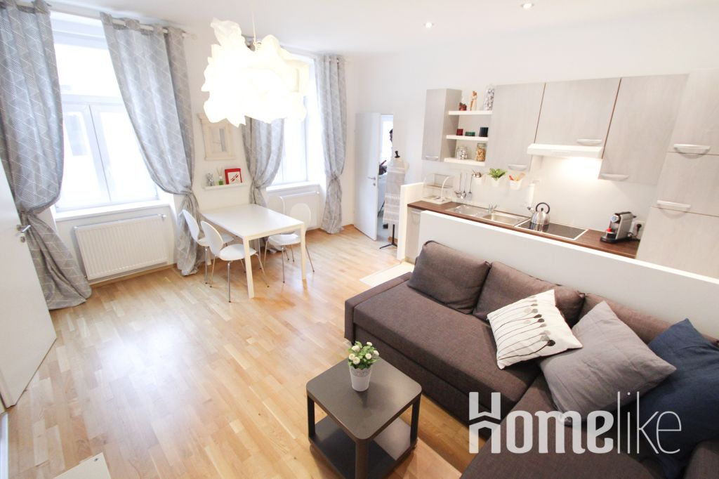 image 6 furnished 1 bedroom Apartment for rent in Wahring, Vienna