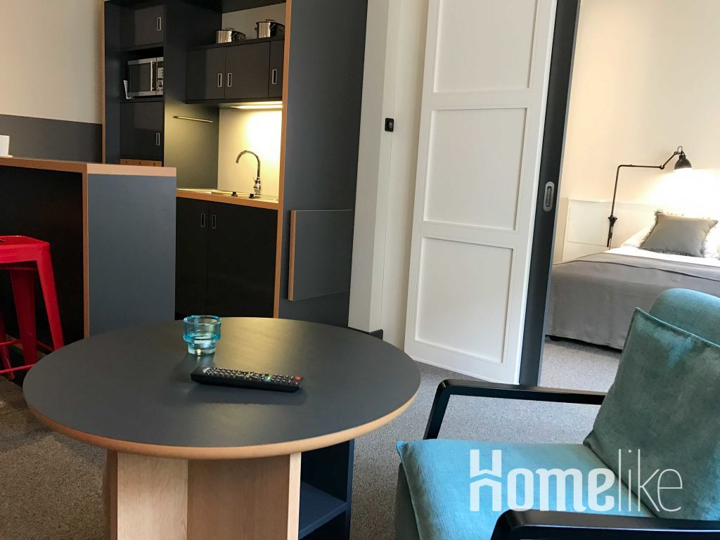 image 3 furnished 1 bedroom Apartment for rent in UHL Refuge, Nord